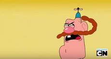 Frisky Mustache
