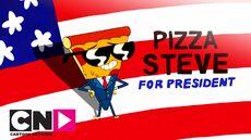 Pizza Steve For President