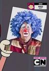 Pogo the sad clown