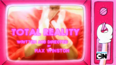 Total Reality Title Card