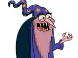 Evil Wizard (Character)