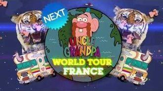 CN Dimensional - BLOCK CONTINUITY - Uncle Grandpa World Tour