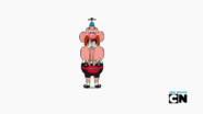 Uncle Grandpa and Belly Bag in Bad Morning Intermission 002
