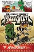 The Legendary Legends of Pizza Steve Road Rage 1