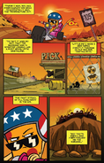 The Legendary Legends of Pizza Steve Road Rage 2