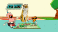 Belly Bag, GRFT, Pizza Steve, and Uncle Grandpa in Board Game Night.png