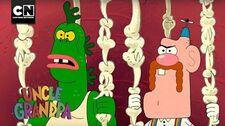 Uncle Grandpa The Search for Pizza Steve! Cartoon Network