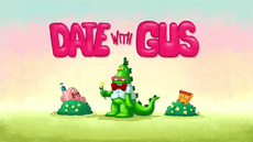 Date with Gus Title Card HD