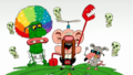Belly Bag, Mr. Gus, Pizza Steve, and Uncle Grandpa in Viewer Special 10.png