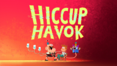 Hiccup Havok Title Card HD