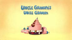 Uncle Grandpa's Uncle Grandpa Title Card