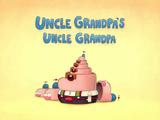 Uncle Grandpa's Uncle Grandpa