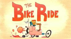 UG The Bike Ride Titlecard