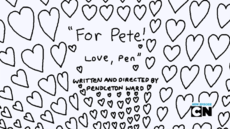 For Pete Title Card