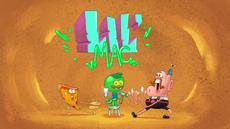 Lil' Mac Title Card HD