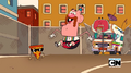 Belly Bag, Pizza Steve, and Uncle Grandpa in Ballin 01.png