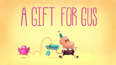 A Gift for Gus Title Card HD
