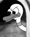 Cartoon Goose