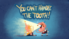 You Cant' Handle the Tooth! Title Card HD