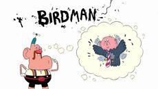 Birdman Title Card