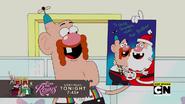 Uncle Grandpa, Santa Claus, and Belly Bag in Secret Santa 02