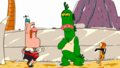 Belly Bag, Mr. Gus, Pizza Steve, and Uncle Grandpa in Viewer Special 26.png