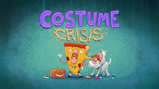 Costume Crisis Title Card HD