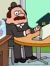 Nameless Man Working on Laptop
