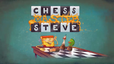 Chess Master Steve Title Card HD