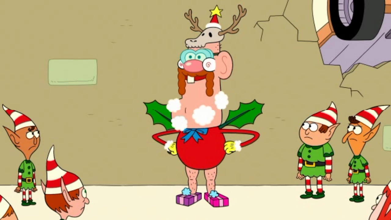 uncle grandpa in ug christmas special pt i 25png - Grandpa For Christmas