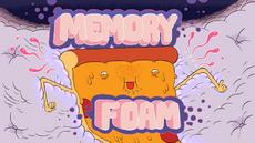 Memory Foam Title Card HD