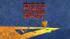 Pizza Steve's Past Title Card HD