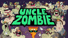 Uncle Zombie Title Card