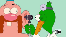 Uncle Grandpa in Ducktor 13