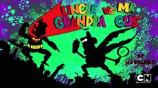 Uncle Grandpa Vs Mr. Gus