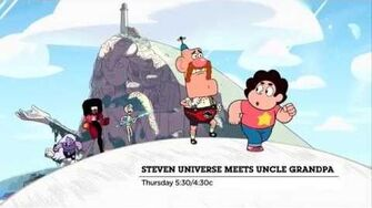 Steven Universe - Uncle Grandpa Day Promo