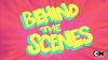 Behind The Scenes Title Card