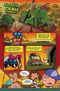 The Legendary Legends of Pizza Steve Road Rage 3