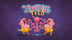 Tongue Tied Title Card HD