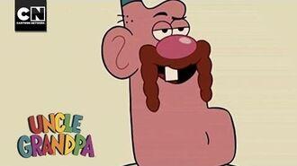 Brand-New Body I Uncle Grandpa I Cartoon Network