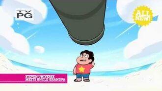 Steven Universe - Say Uncle (Short Promo 1)
