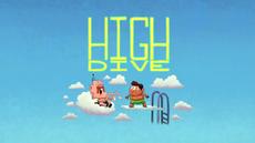 High Dive Title Card HD