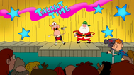 Uncle Grandpa and Santa Claus in UG Christmas Special pt I 04