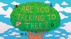 Are You Talking To Tree Title Card