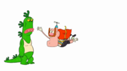 Mr. Gus and Uncle Grandpa in Big in Japan Intermission 001