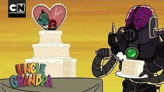 Xarna Uncle Grandpa Cartoon Network
