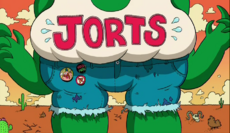 Jorts Title Card
