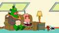 Belly Bag, Mr. Gus, Pizza Steve, and Uncle Grandpa in Birdman 06.png