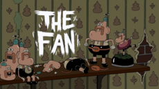 The Fan Title Card