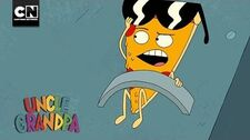 Uncle Grandpa The Soul Vacuum Cartoon Network
